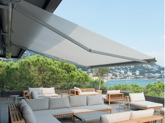 home awning